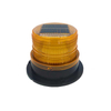 Solar vehicle warning light (New)